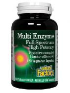 Multi Enzyme Spectre complet